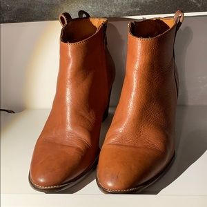 Madewell boots in size 7 1/2